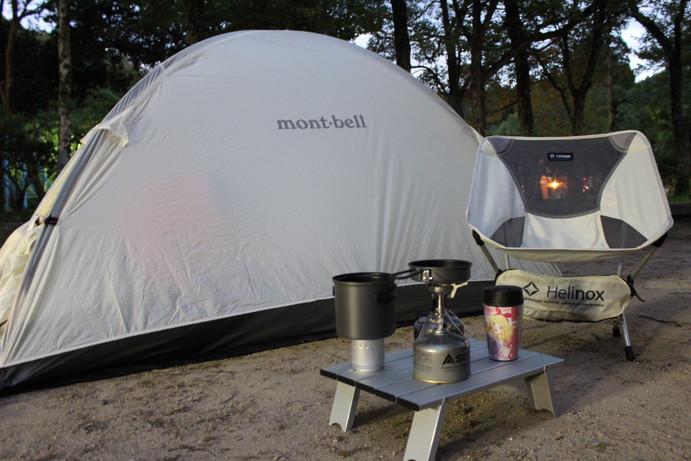 趣味-キャンプ