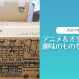 【決意の処分】アニメ&オタクグッズ・趣味のものを捨てる話【ミニマリズム】