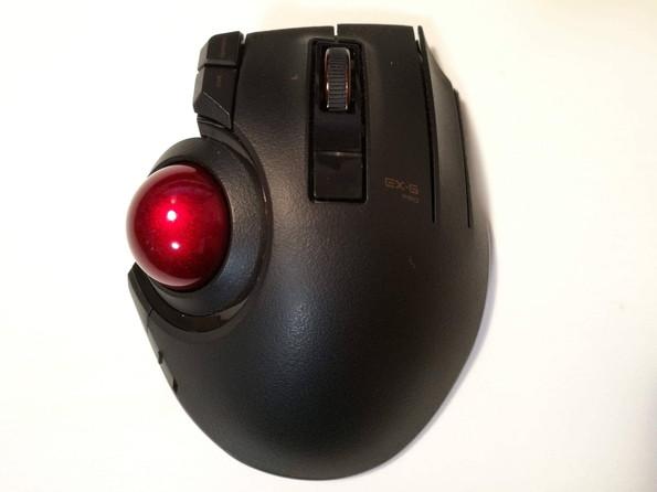 エレコム EX-G PRO トラックボールマウス