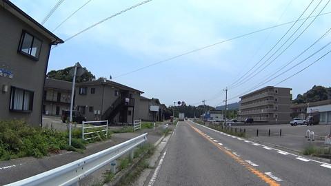 杵築市1万円アパートの内装